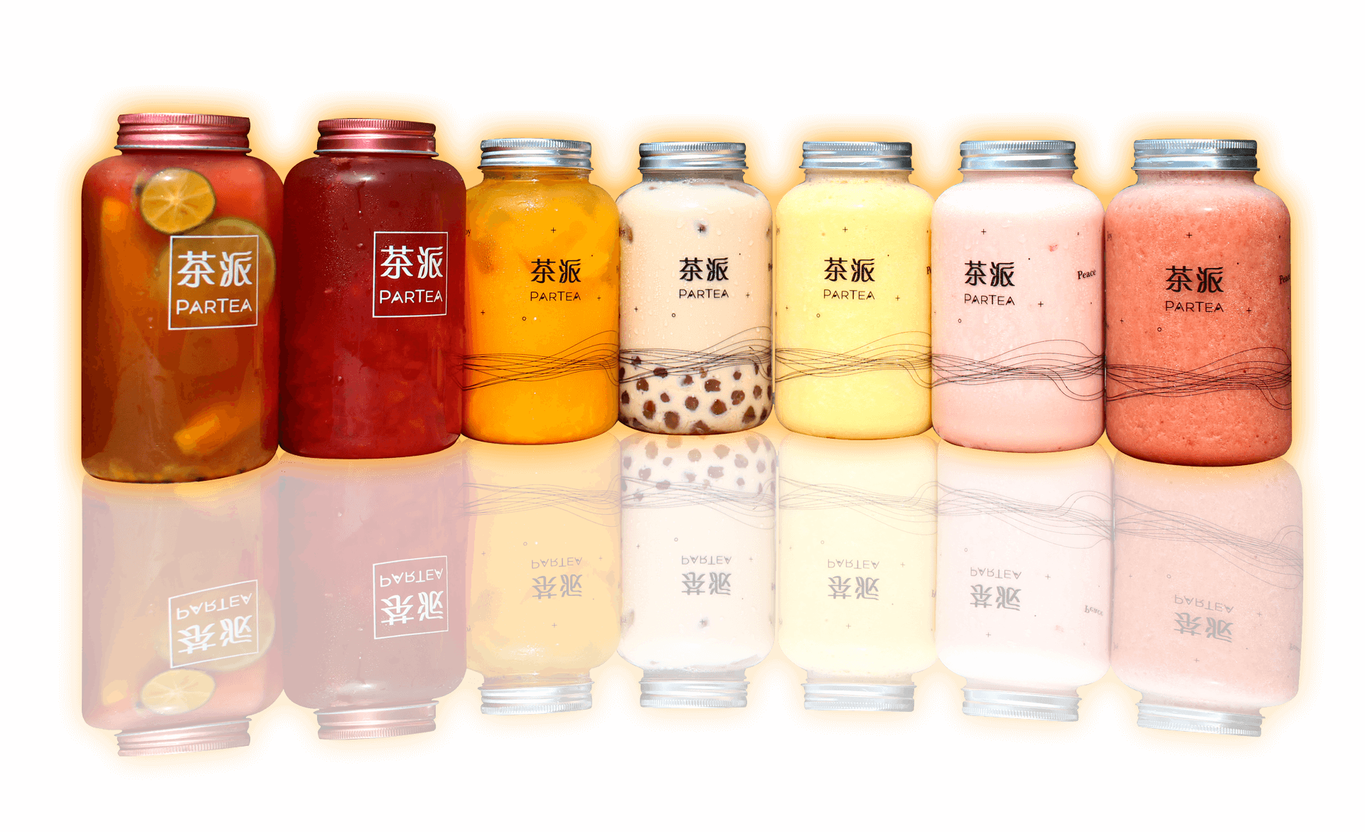 Partea International | Best Fruit Bubble Teas in Singapore